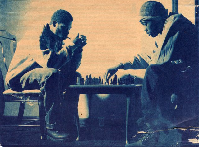Hip Hop-Staten Island-All in Together Crew-ODB-Rza-Gza