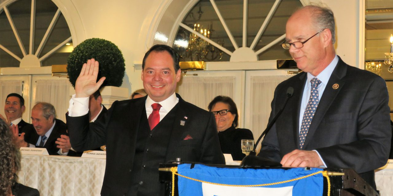Staten Island Board of REALTORS® Inducts 2018 President