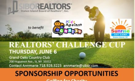 Realtors' Golf Outing June 6 to Benefit Children with Cancer