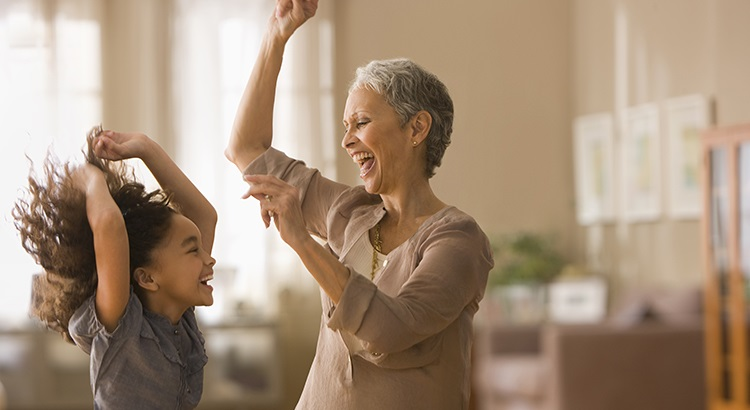 Families Benefit From Living in a Multigenerational Household