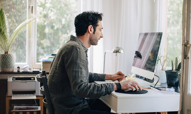 On the Home-Buying Hot List: Home Office Space