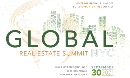 <strong>15th Annual Global Real Estate Summit NYC Sept. 30 To Offer Both In-Person and Virtual Experience<STRONG>